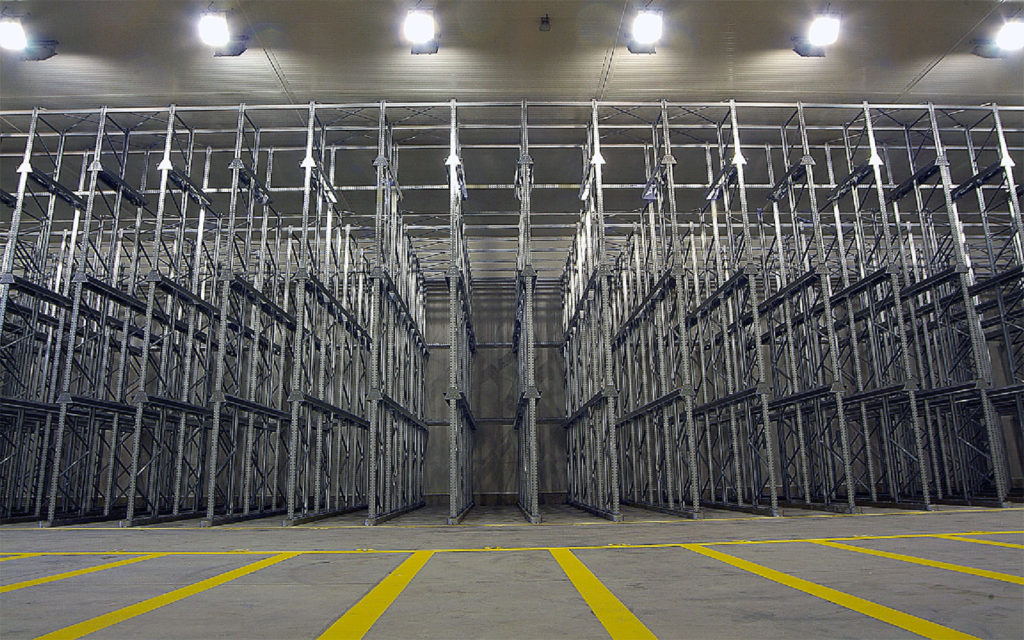 Drive In Scaffalature.Drive In Racks Mec System