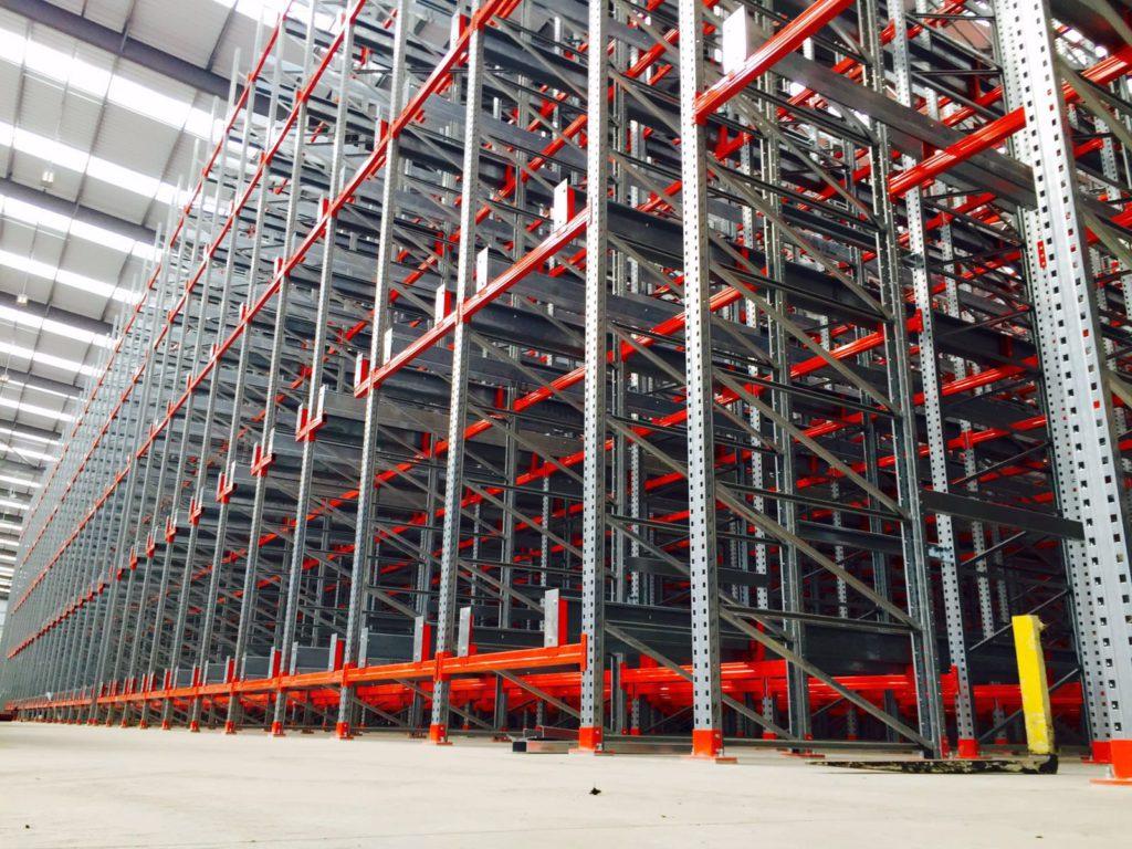 Scaffalature Metalliche Magazzino Vicenza.Magazzini Automatici Mec System