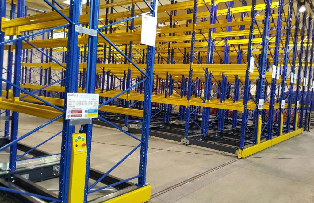 Mec System Scaffalature.Scaffalature Metalliche Industriali E Soppalchi In Abruzzo