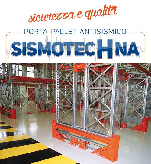 Scaffalature Metalliche Antisismiche.Scaffalature Metalliche Industriali E Soppalchi Mec System
